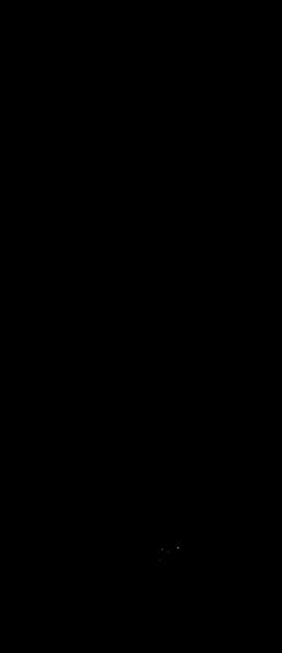 筆で書いた南部鉄の筆文字