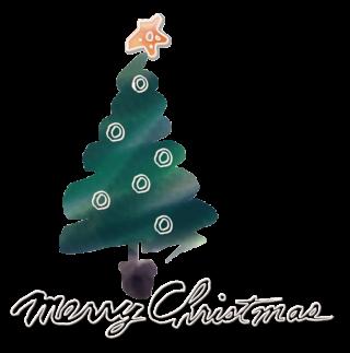 ツリー Merry Christmas